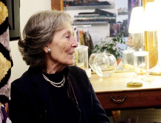 Sonja Tagliavini, la signora della Cucitoria