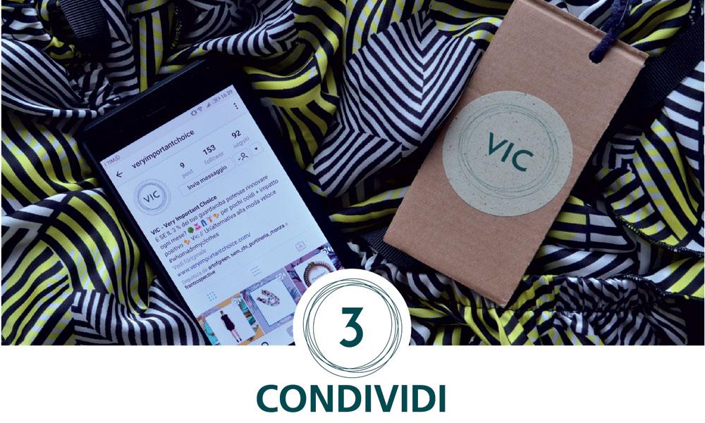 VIC la piattaforma di moda sostenibile