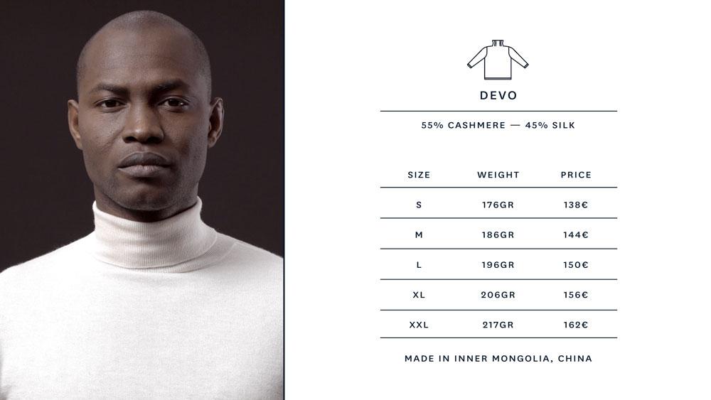 NON, il cashmere oltre la moda