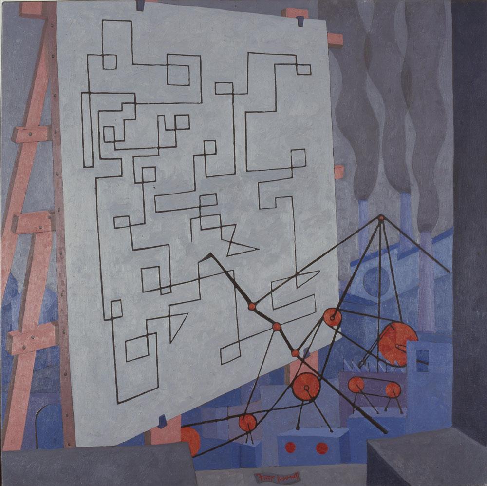 Carte Scoperte di Francesco Casorati