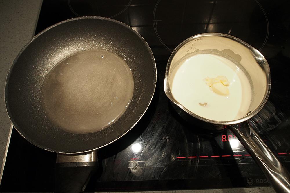 Crostata di noci dell'Engadina