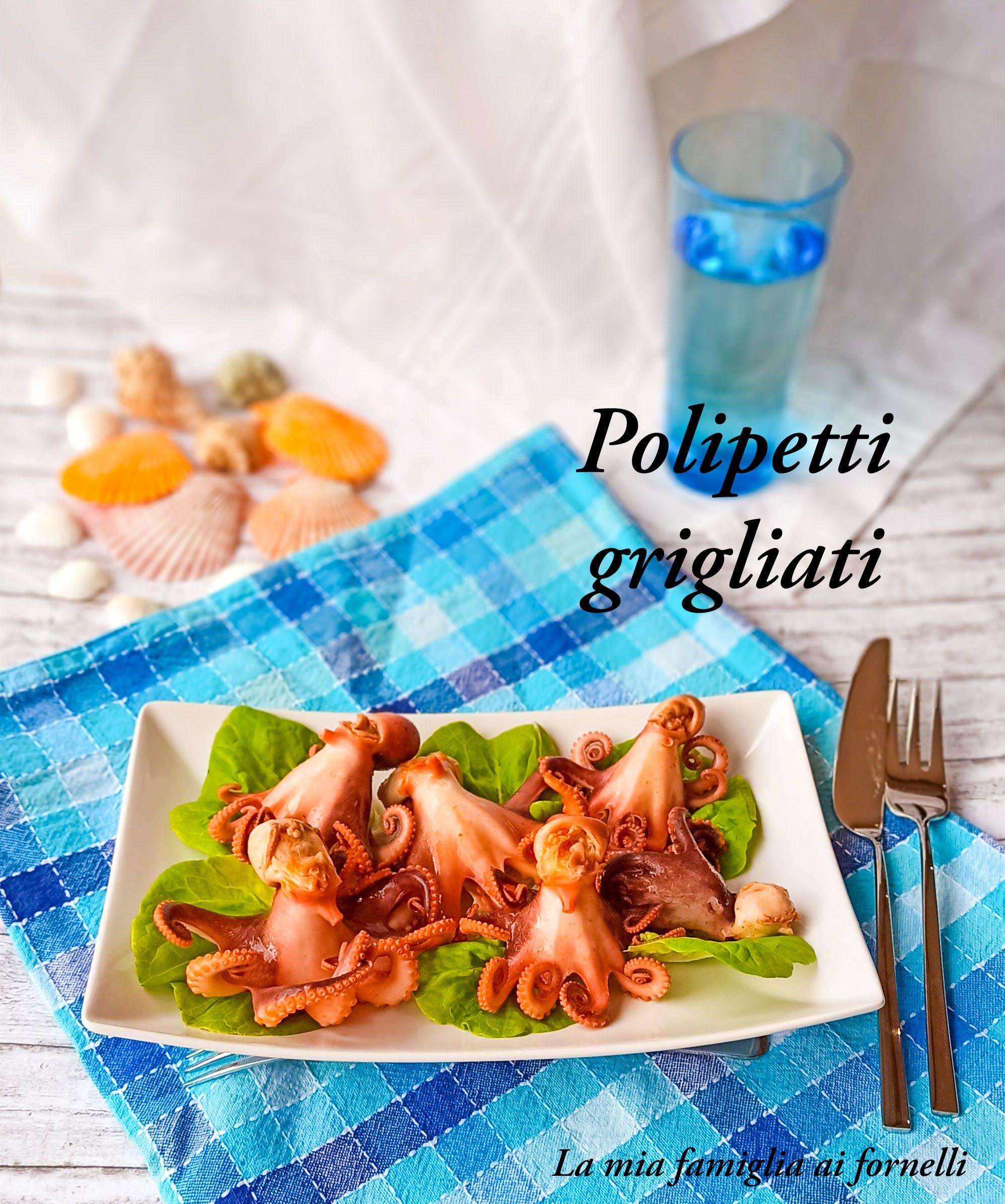 Polipetti grigliati