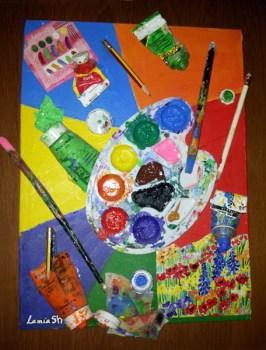art materials2