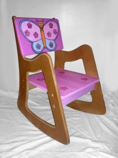 Lateefa's chair