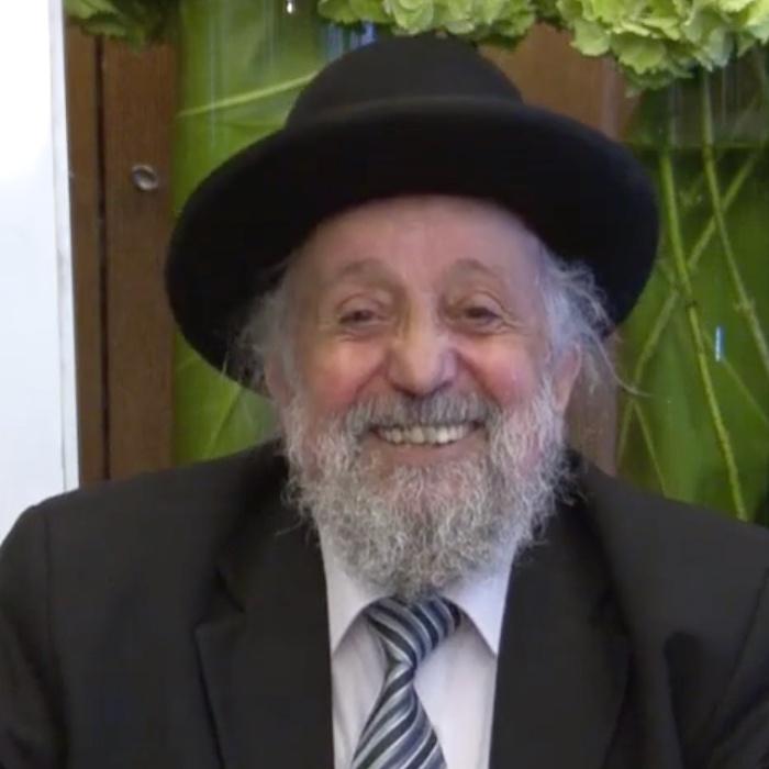 Rav Abraham Elhadad