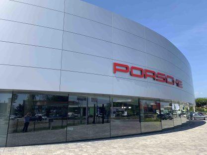Porsche CO