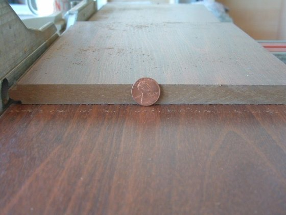 Toklo Laminate Flooring Review Build Direct 14 mm Toklo laminate flooring compared to a penny