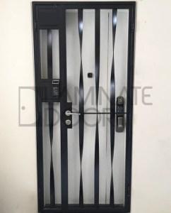 Twiste type Mild Steel Gate(LD-518 )