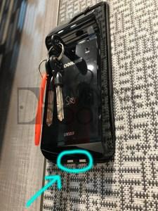 loghome lh600f-skn digital door lock