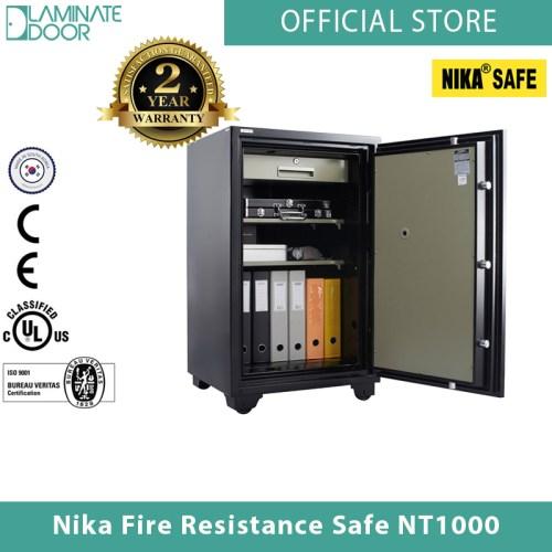 Nika Fire Resistance Safe NT1000 2