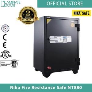 Nika Fire Resistance Safe NT880 1