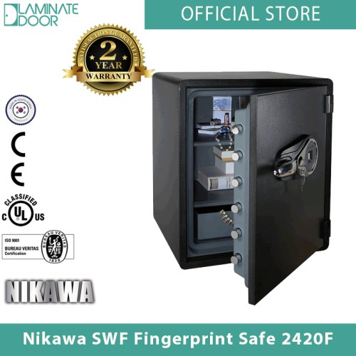 Nikawa SWF Fingerprint Safe 2420F 2