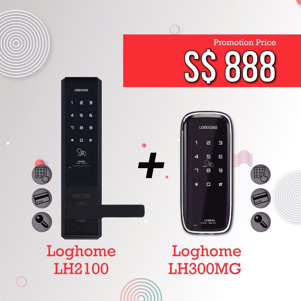 loghome-card-digital-door-lock-bundle