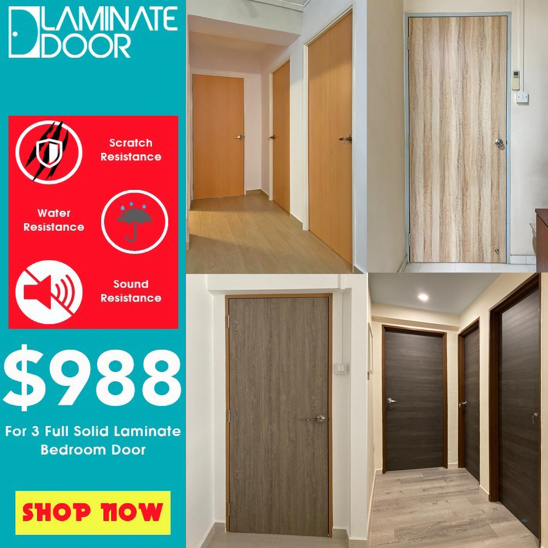 full-solid-timber-laminate-bedroom-door-HDB-BTO
