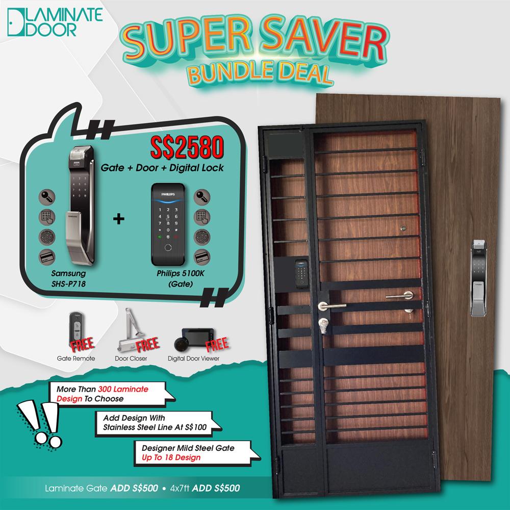 Super Saver Bundle Deal