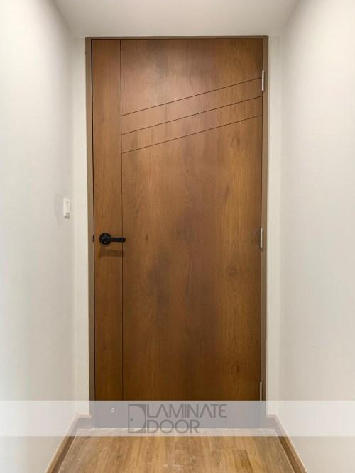 Groove Line Design door