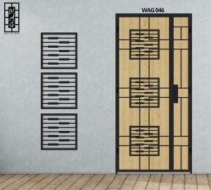 Wall Art Gate 046