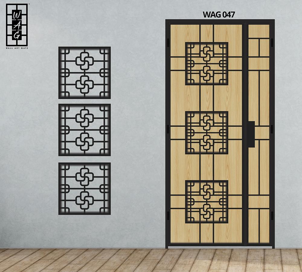 Wall Art Gate 047
