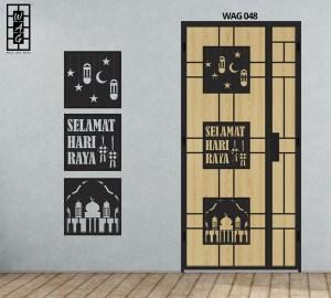 Wall Art Gate 048