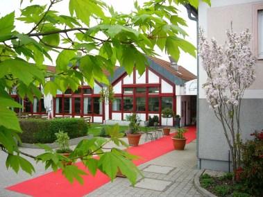 Landgasthof-Eingang