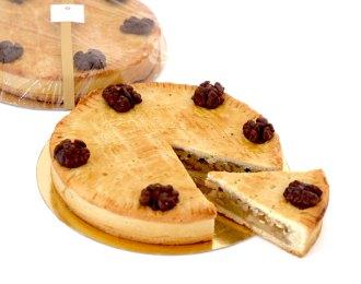Engadiner Nußkuchen