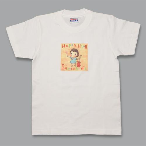 奈良美智 Tシャツ [少年ナイフ]