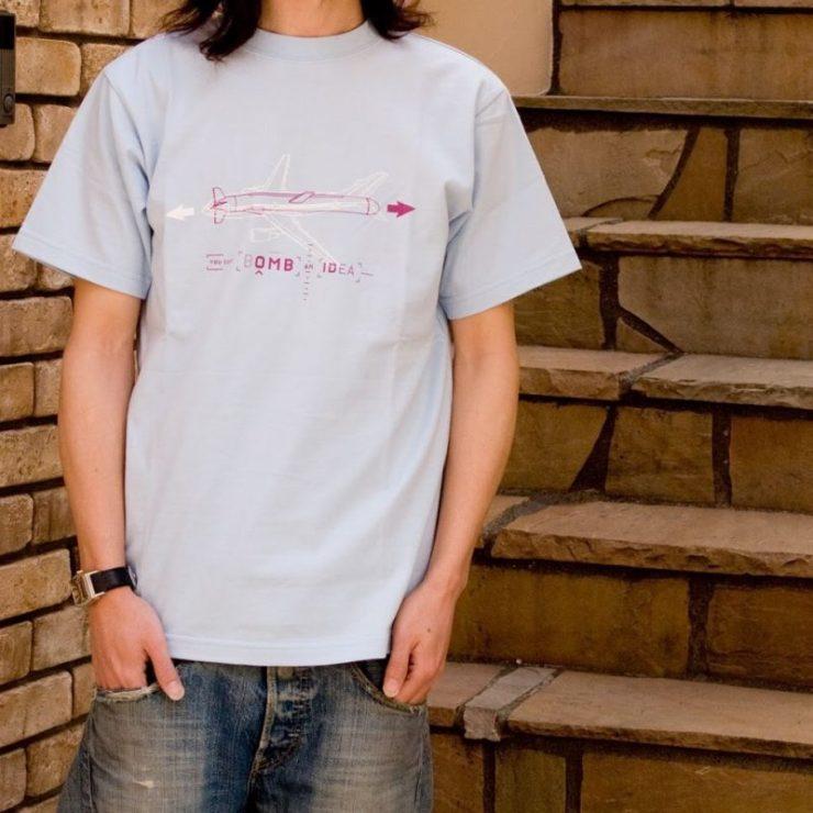 ジョナサン・バーンブルック Tシャツ [you can't bomb]
