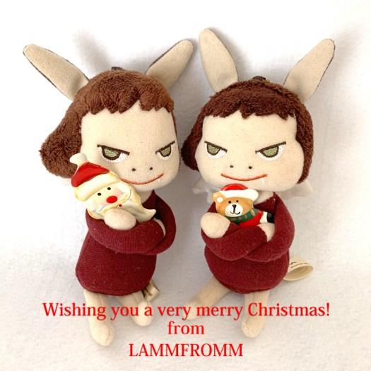 クリスマスギフトにオススメのアートグッズ集めました♪ from ラムフロム HINKA RINKA 銀座店