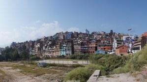 Llegada a Nepal y perdidos por las calles de Kirtipur