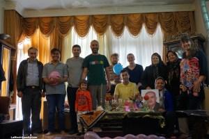 Couchsurfing y la Hospitalidad Iraní (primera parte)