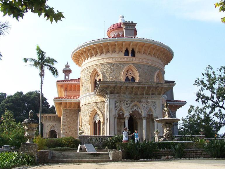 palacio monserrate