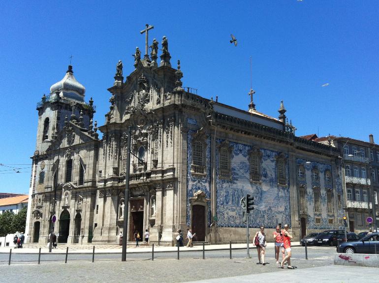 iglesia do carmo