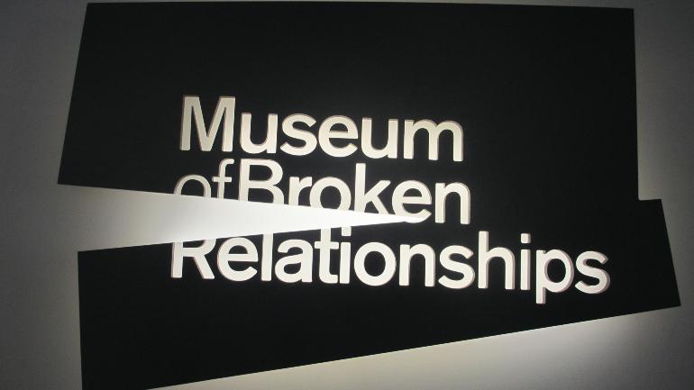 Museo relaciones rotas