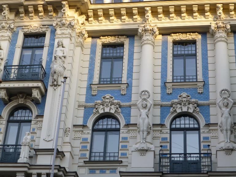 Escuela de Economía de Estocolmo en Strelnieku iela, 4a