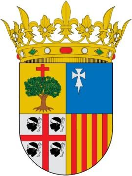 escudo de aragon