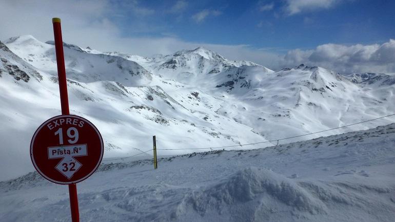 Pista de esquí de Boí Taüll