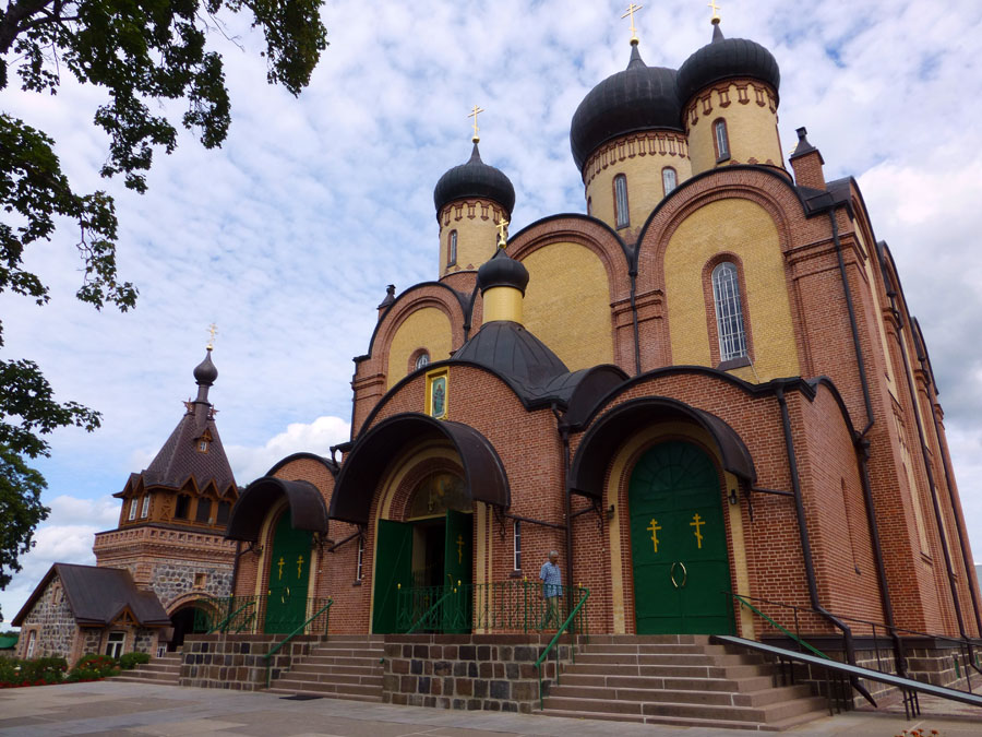 convento de Pühtitsa
