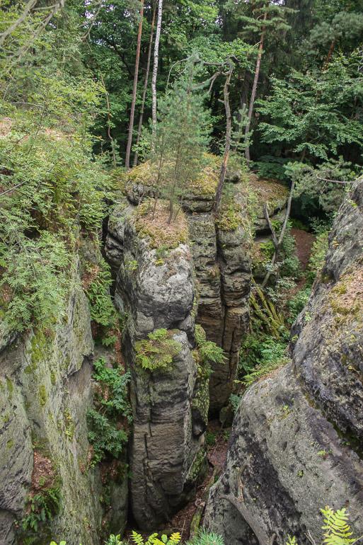 Laberinto de piedra