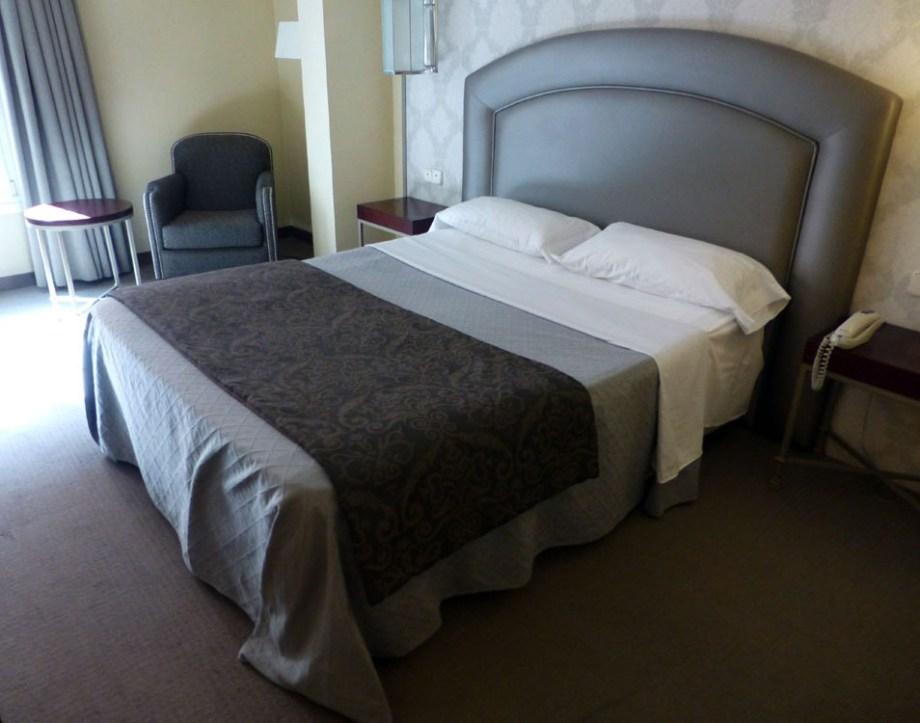 Habitación del hotel Maciá Alfaros