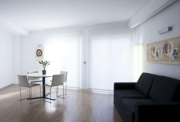 salón del apartamento de valenciaflats