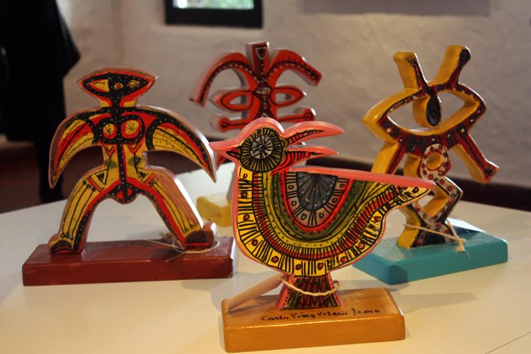 esculturas-casapueblo-punta-del-este-uruguay