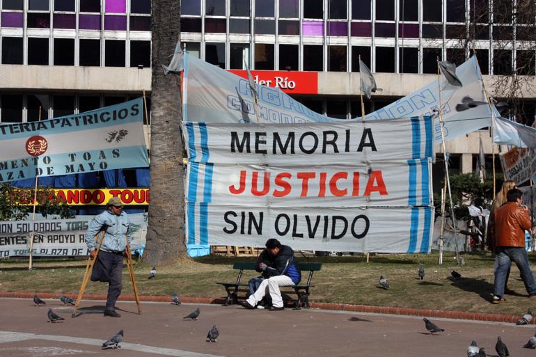Plaza de Mayo de Buenos Aires