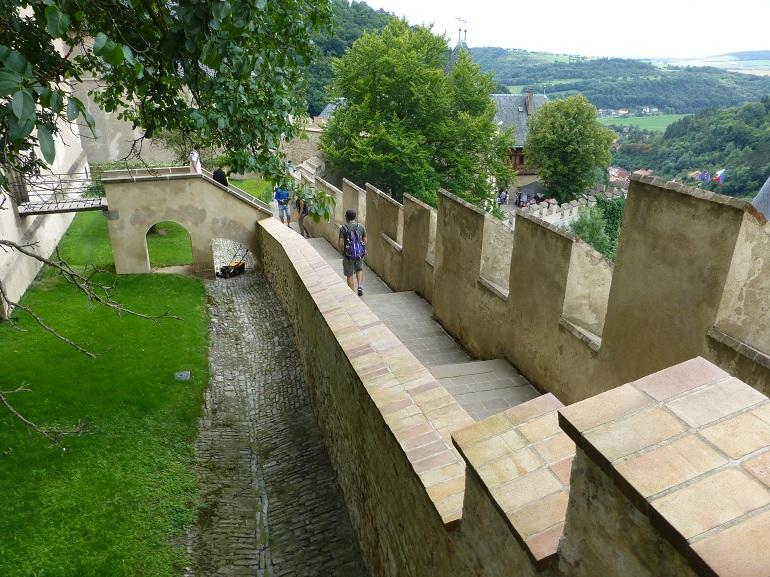 exteriores-castillo-Karlstejn
