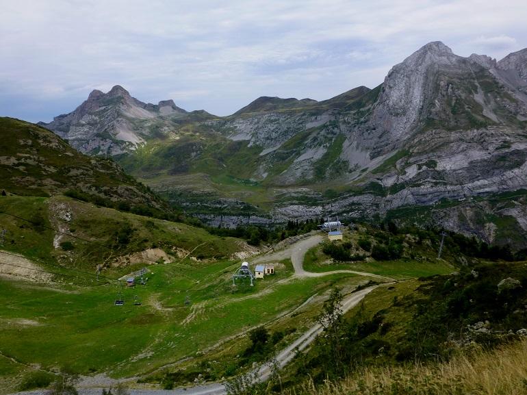 estación de esquí de Artouste