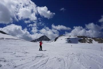 esquiar en verano en europa