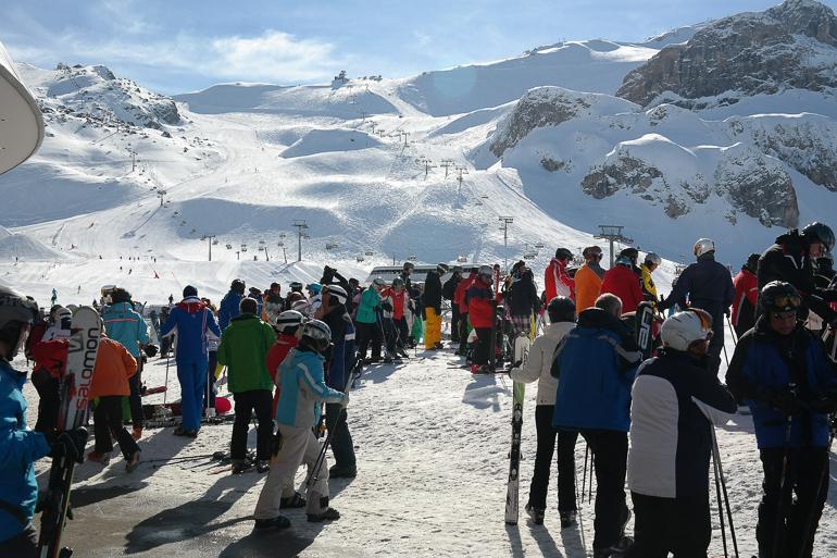 ischgl mejores estaciones de esquí de Europa