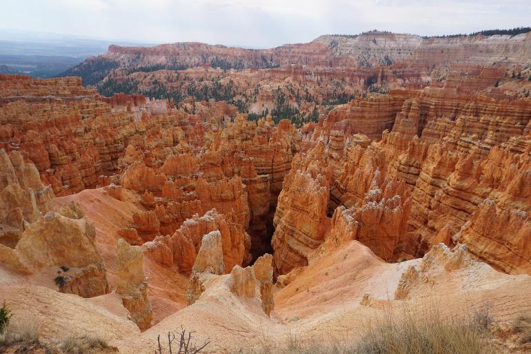 vistas de bryce canyon