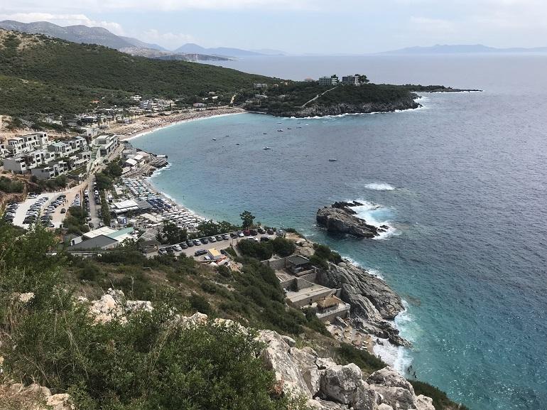 Costa albanesa, otro imprescindible que ver en Albania