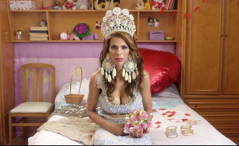Fotograma de la película Carmen y Lola de Arantxa Echevarría