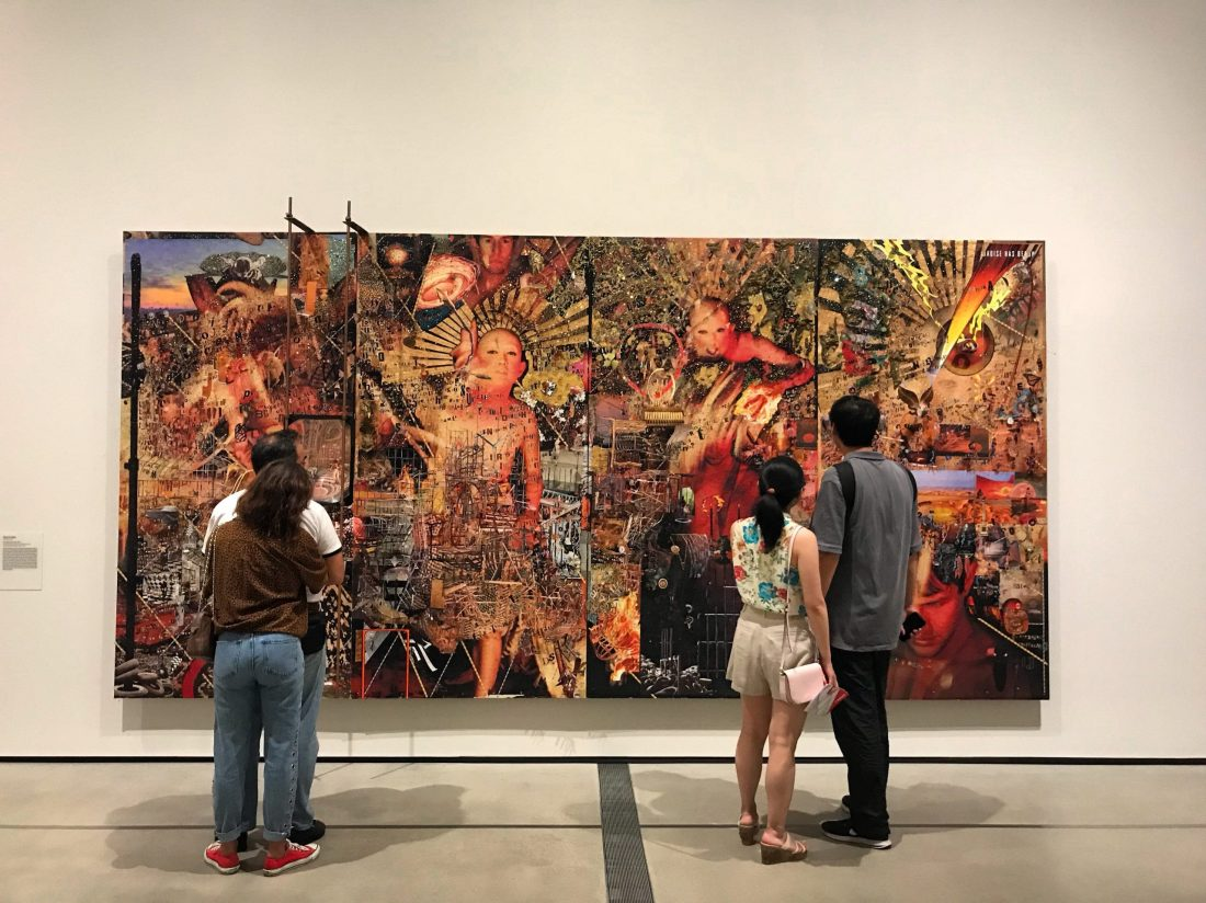 Museo The Broad